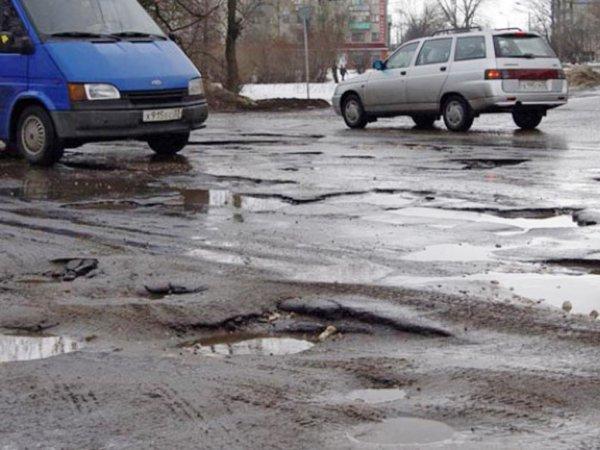 Ростовчанка воспела ужасные ростовские дороги и стала звездой интернета