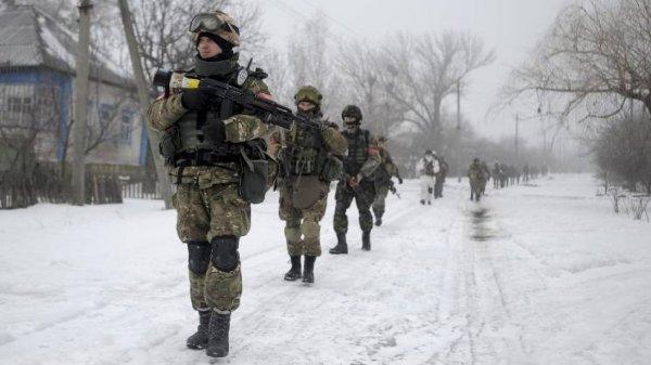 Киев назвал число жертв в конфликте на востоке страны