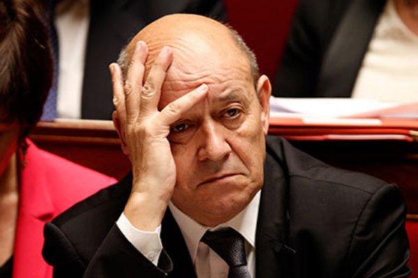 Глава французского МИД предупреждает Россию о новых санкциях