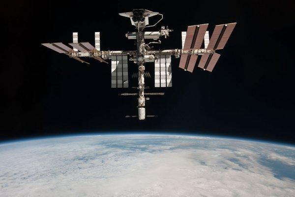 Экипаж «Союза МС-08» после стыковки перебрался на борт МКС