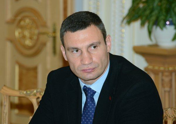 Виталий Кличко задумался занять президентское кресло