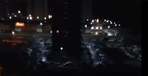 Загадочные вспышки по ночам пугают жителей Ростова
