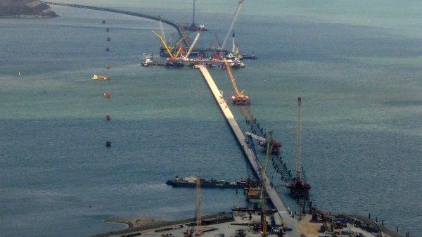 Экстремисты в Украине готовят блокаду Крымского моста