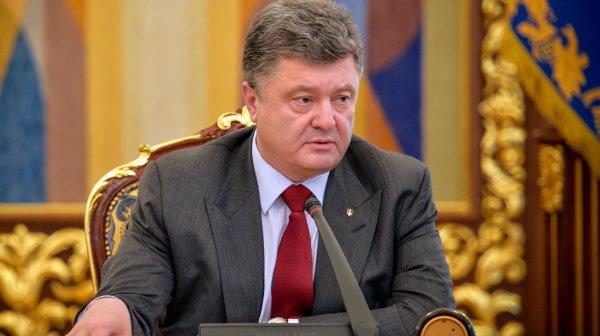 Порошенко заявил о разоблачении Савченко и Саакашвили