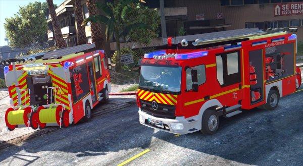 В США смерть настигла пожарных-добровольцев по дороге на вызов