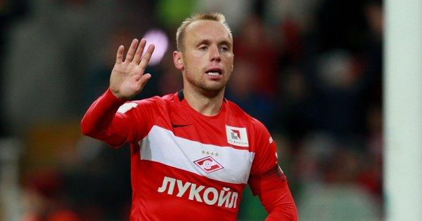 Глушаков поддержал травмированного Джано Ананидзе