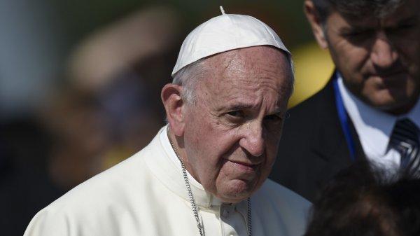 Папа римский взывал к молодежи, чтобы она отстаивала свои убеждения