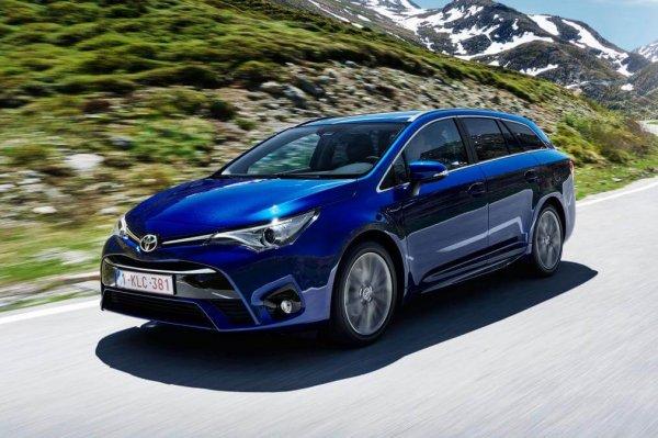 Седаны и универсалы Toyota Avensis покидают рынок Европы