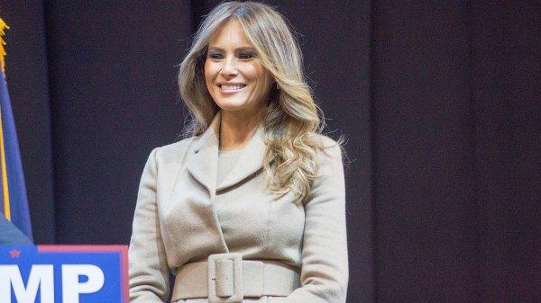 Меланья Трамп не разведется со своим мужем