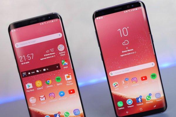 Эксперты назвали основные проблемы нового смартфона Samsung Galaxy S9
