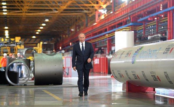 Путин подписал указ об объявлении общегосударственного траура по жертвам Кемерово