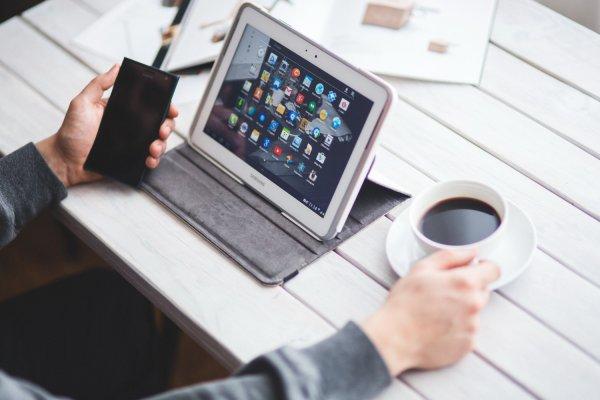 Acer показала первый в мире планшет на базе Chrome OS