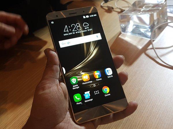 ASUS Zenfone 3 Deluxe получил обновление до Android 8.0 Oreo