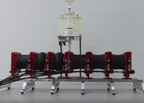 Японские ученые используют искусственный кишечник для смешивания ракетного топлива