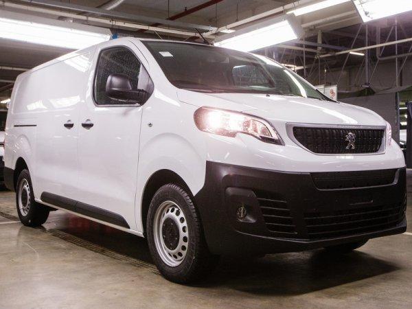 В Калуге стартует выпуск Citroen Jumpy и Peugeot Expert