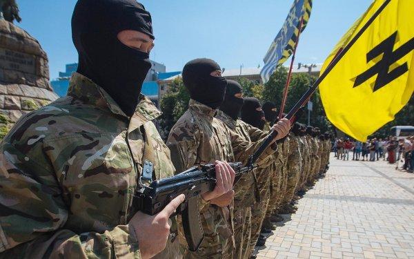 Конгресс  запретил украинским властям выдавать американское оружие полку «Азов»