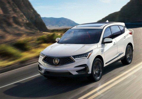 Кроссовер Acura RDX нового поколения представлен официально