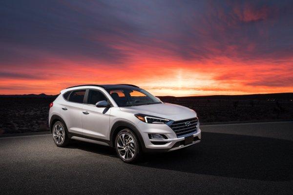 Новый кроссовер Hyundai Tucson 2019 представлен в Нью-Йорке