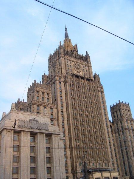 МИД России советует Грузии отменить «закон об оккупации»
