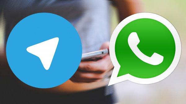 «МегаФон»: После сбоя трафик из Telegram ушел в WhatsApp