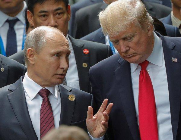 Администрация США сообщила про подготовку встречи Трампа и Путина