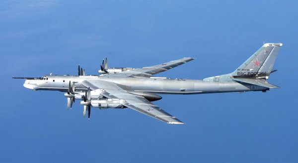 Минобороны: В течение недели разведку у границ РФ проводили 23 иностранных самолета