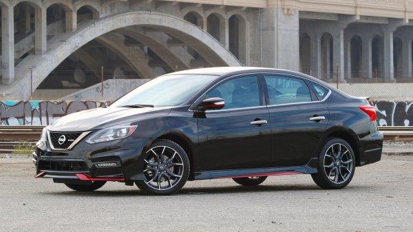 Nissan полностью обновит седаны Sentra и Maxima