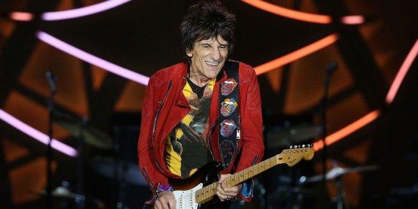 Гитарист The Rolling Stones смог победить рак легких