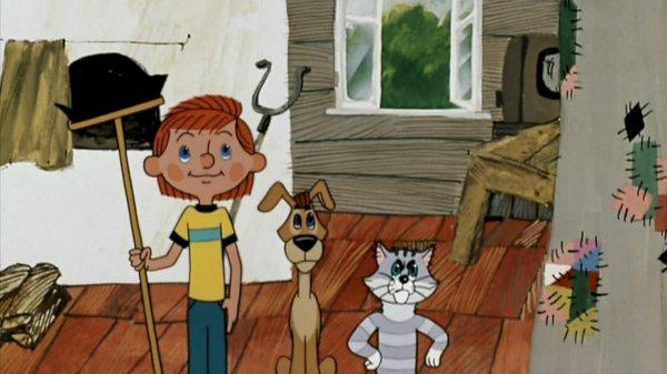 В «Союзмультфильме» объяснили странное отчество сестры Дяди Федора