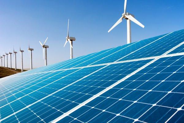 Ученые: Возобновляемая энергия может обеспечить 90% потребностей США