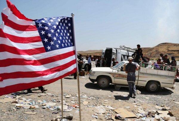 На севере Сирии погибли двое солдат армии США
