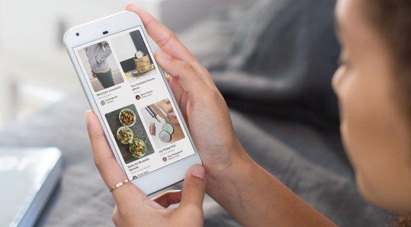 В Pinterest внедрили новую функцию хронологии ленты