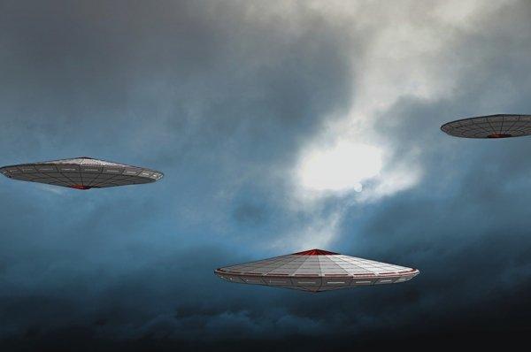 В Ленобласти заметили загадочные НЛО