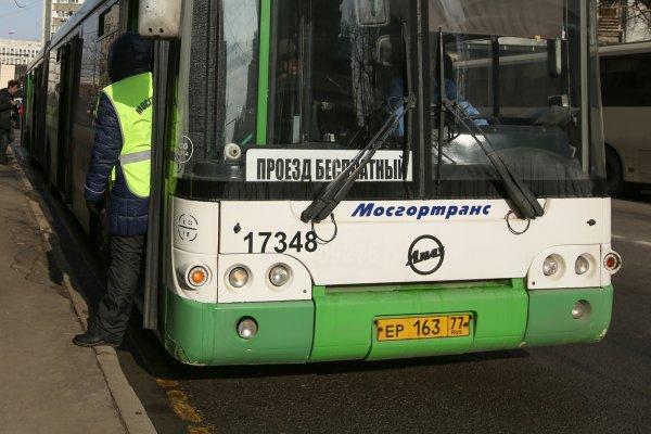 В Москве на Пасху запустят бесплатные автобусы до кладбища