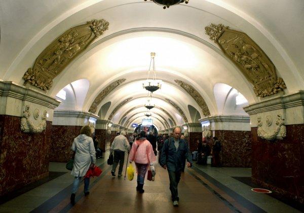 На выходных восточный вестибюль станции «Фили» метро Москвы будет закрыт