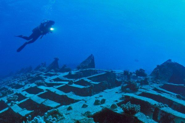 Ученые обнаружили в США пиратскую могилу Сэма Блэка