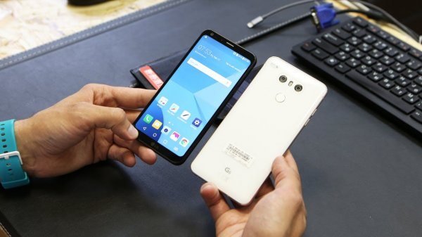 LG обнародовал название своего нового смартфона