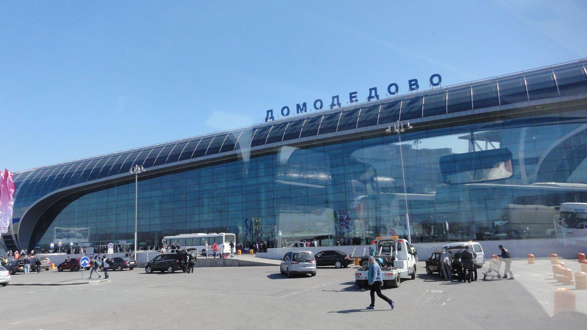 ВДомодедово молодая пассажирка избила пограничника
