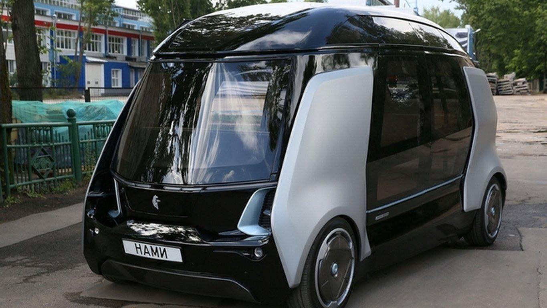 В 2-х  городах РФ  начнут тестировать автомобили-беспилотники