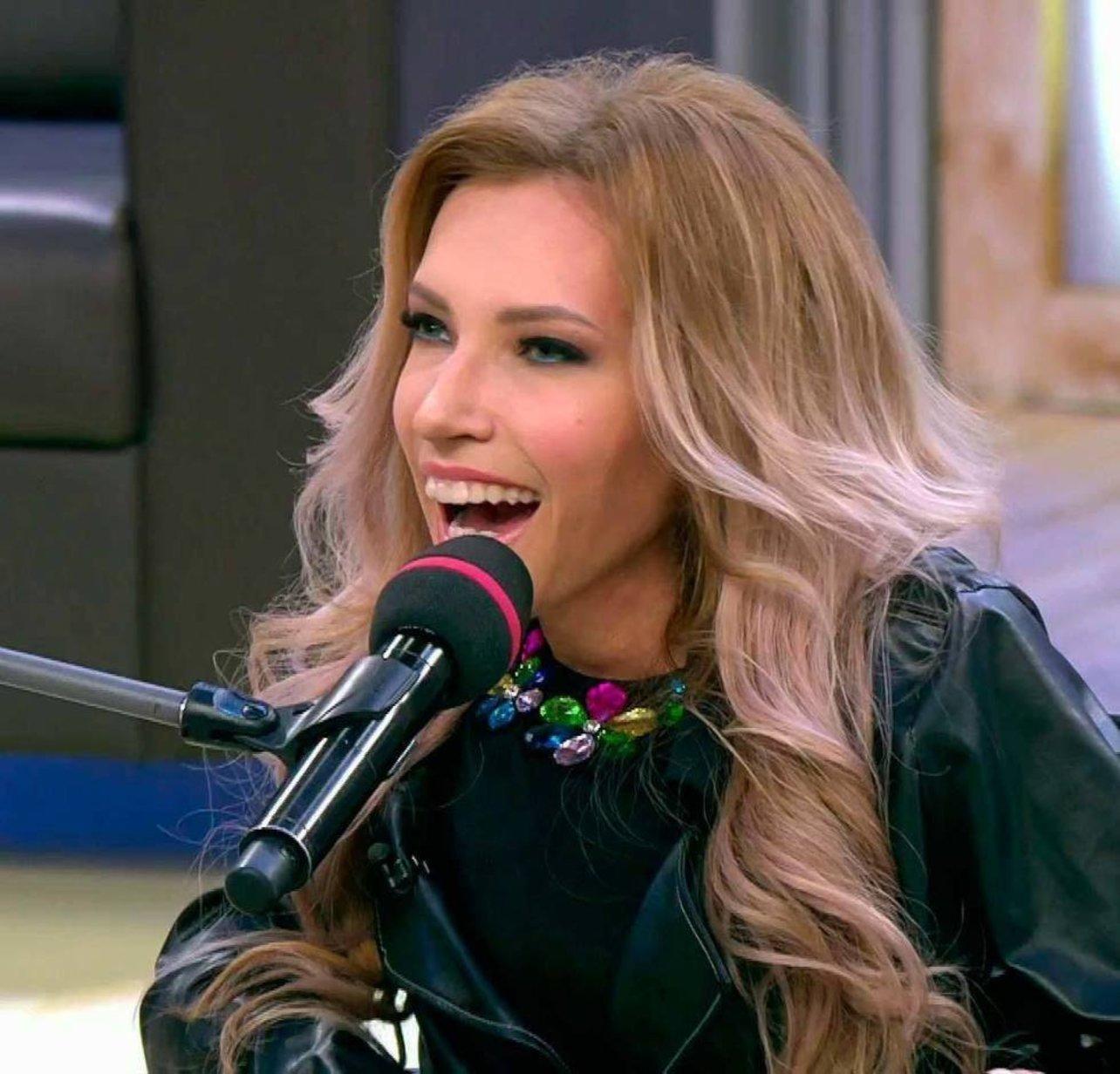 Юлия Самойлова поведала о собственных ожиданиях от«Евровидения»