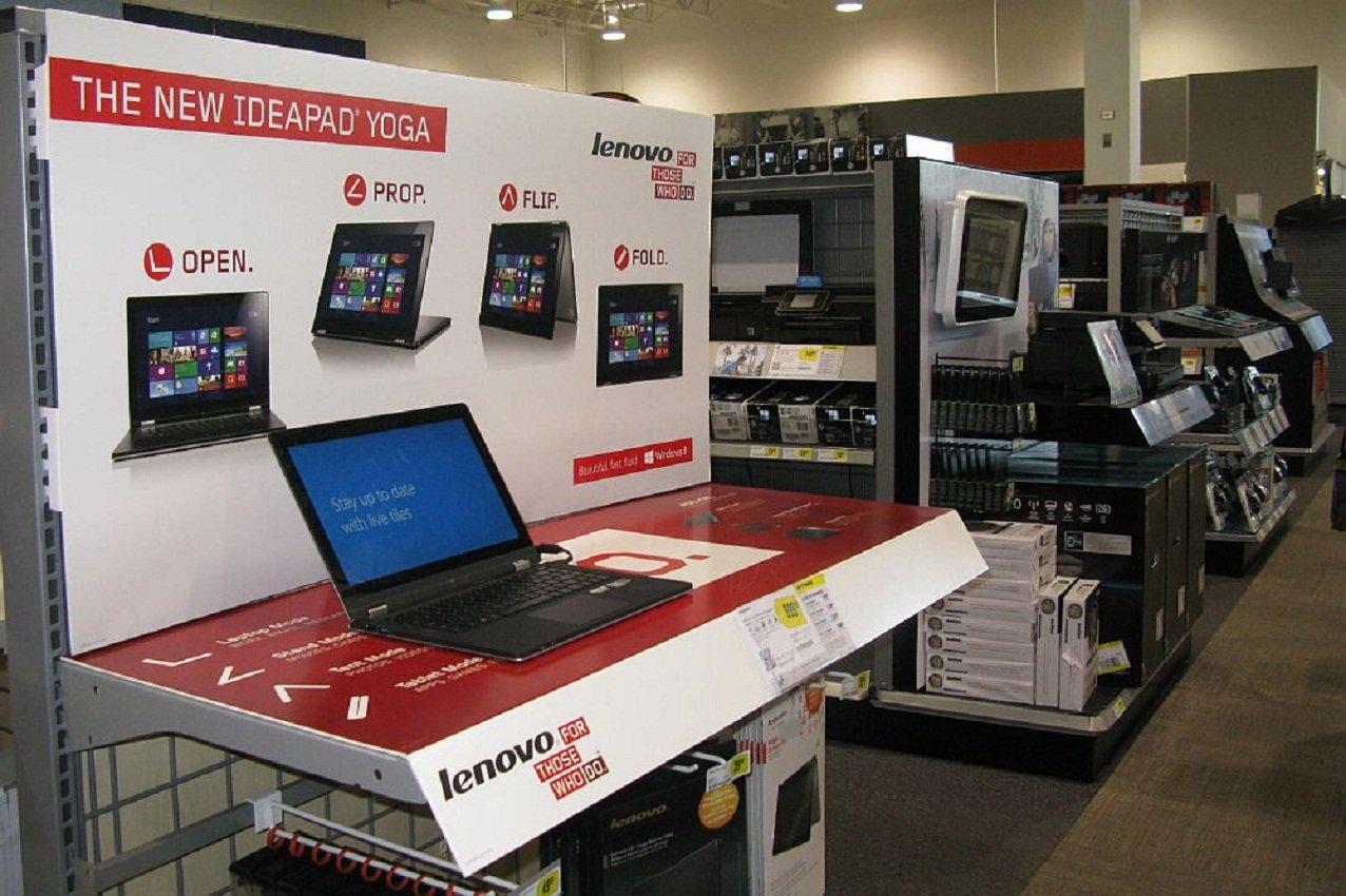 Lenovo расформирует отделения в Восточной Европе