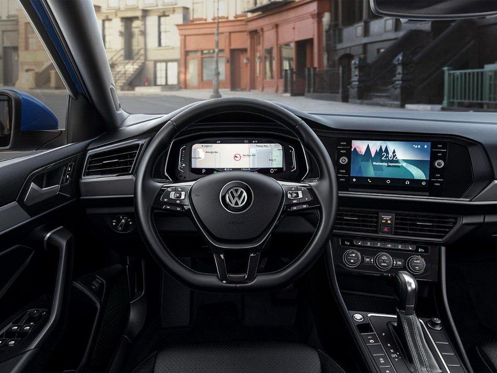 Новый VW Jetta оказался дешевле своего предшественника