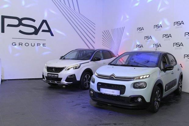 PSA Group откроет вРФ 500 сервисных автоцентров