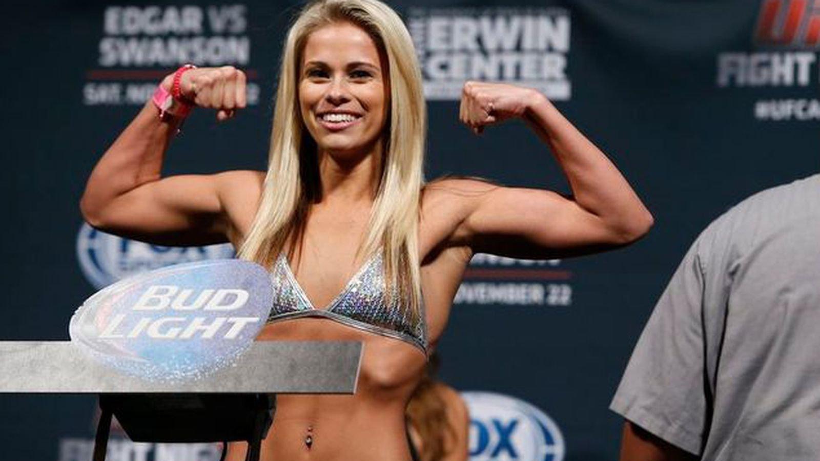 Боец UFC поведала, как ее изнасиловали в14-летнем возрасте