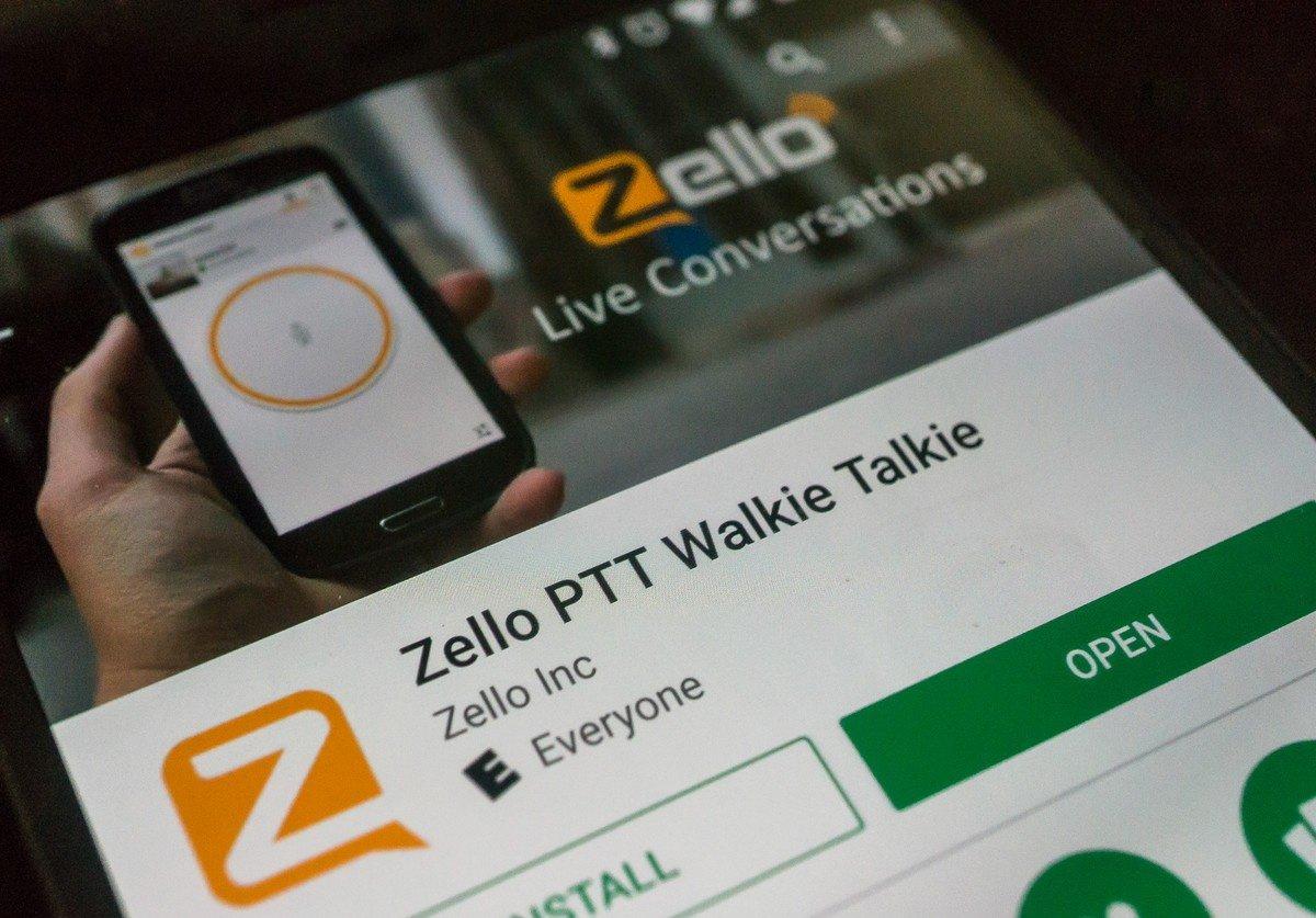 Роскомнадзор заблокировал онлайн-рацию Zello в Российской Федерации