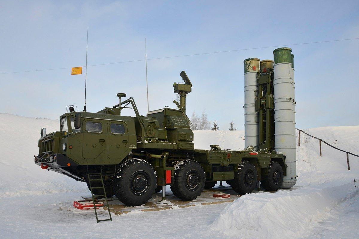 РФ рассмотрит вопрос опоставках вСирию зенитно-ракетных систем С-300