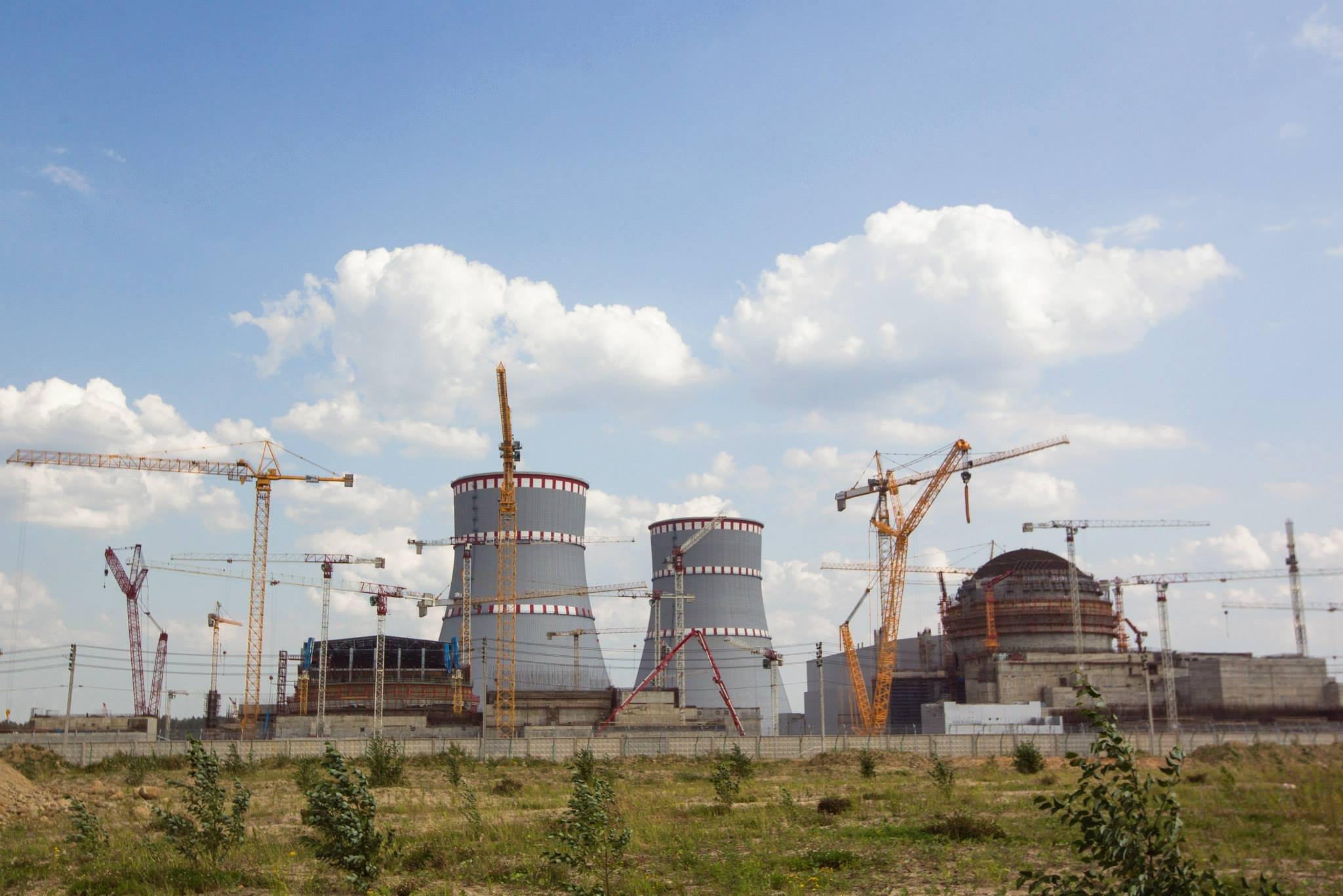 Новый блок АЭС вВолгодонске доведен до90 процентов мощности