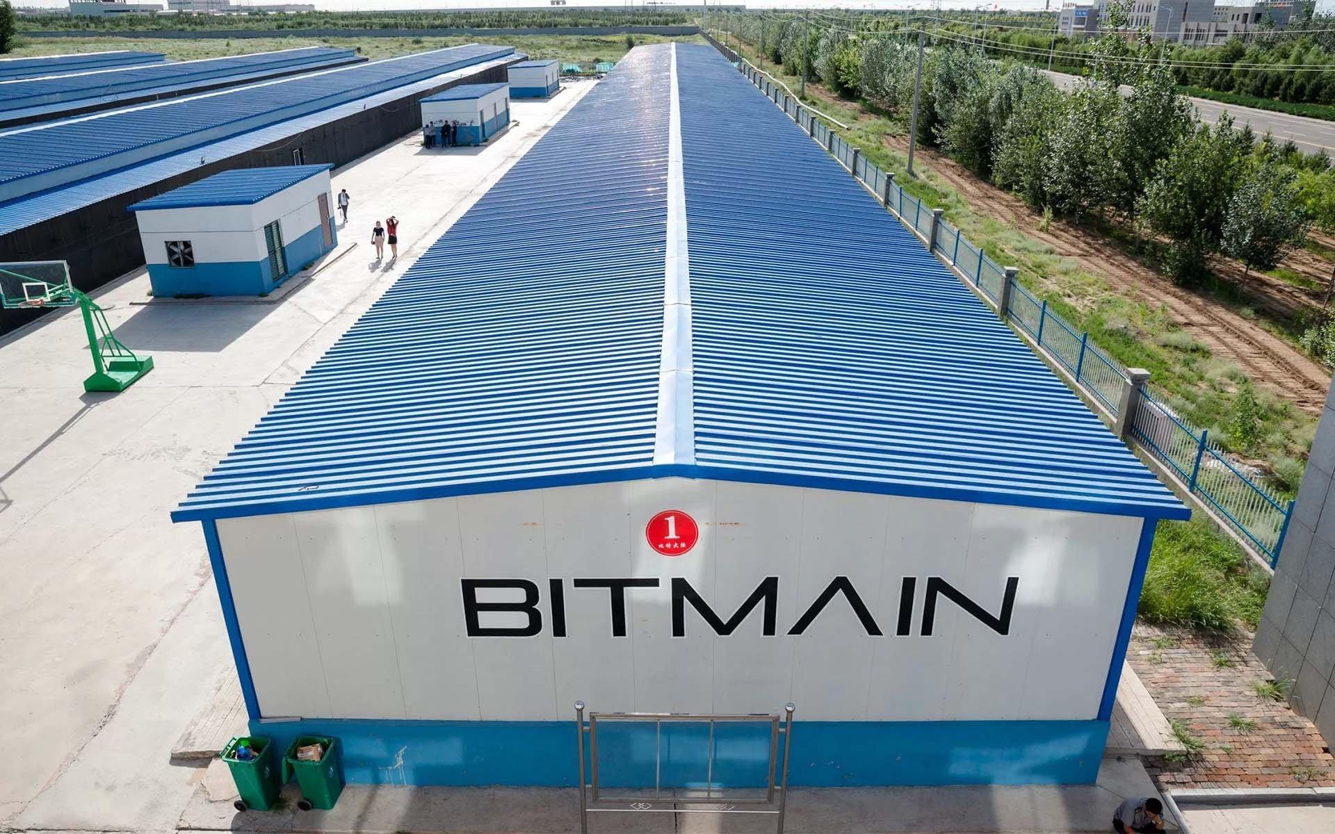 Bitmain достиг передачи земель штата Вашингтон варенду для размещения майнинговых мощностей