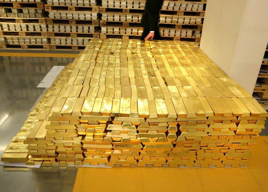 Золото отвоевало убиткоина звание безопасного актива