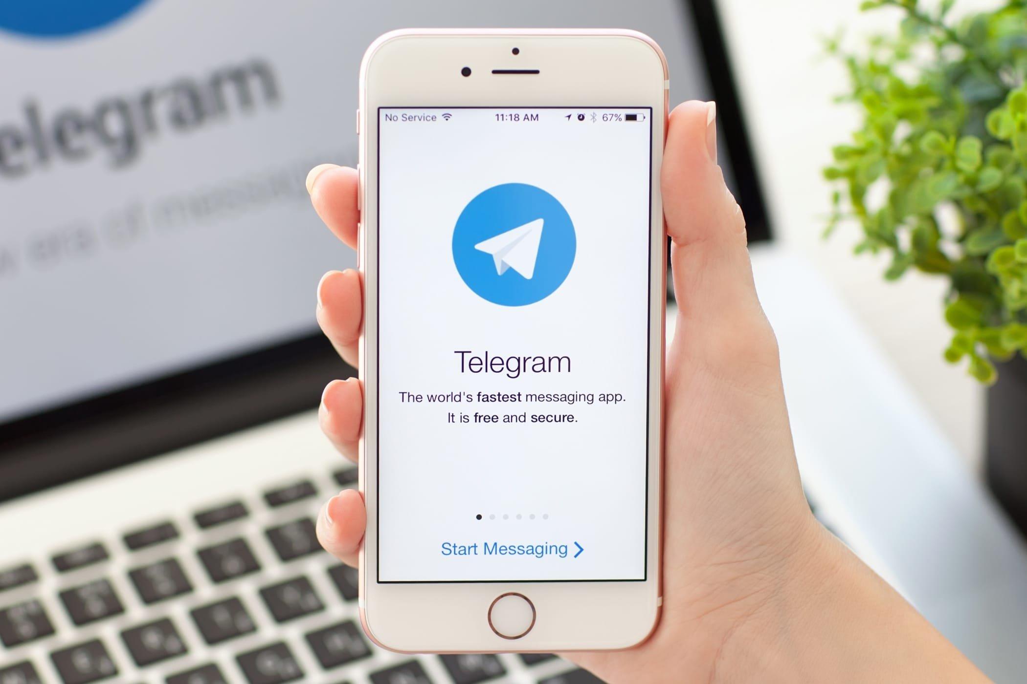 В Белоруссии отключили доступ к месседжеру Telegram
